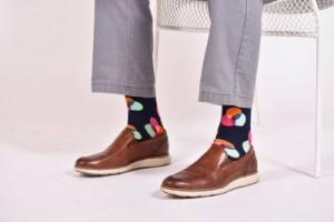 Comfortable Combed Cotton Unisex Socks
