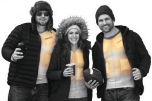 Heated Undershirt for Winter