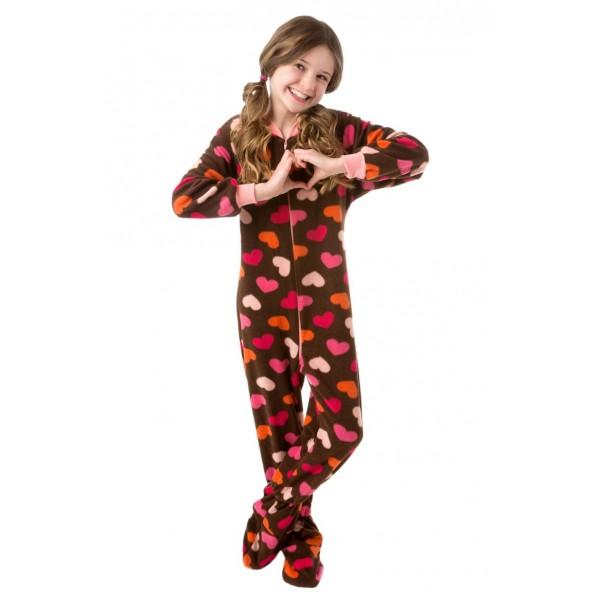 Big Feet Pajamas 606