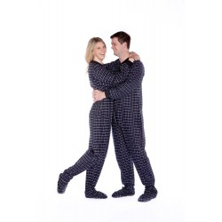 White & Black Onesies for Couples