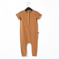Short Sleeves Baby Boy Romper Suit