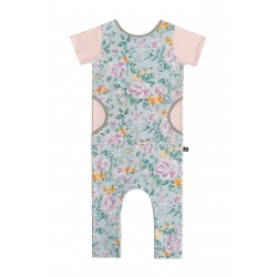 Floral Baby Romper Suit for Boy and Girls