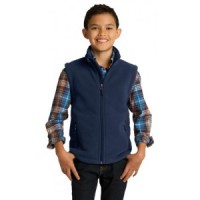 Fleece Outerwear Vests