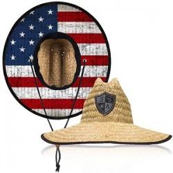 Wide Under Brim Straw Hats
